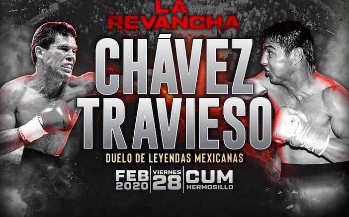 J.C. Chávez vs Travieso Arce II