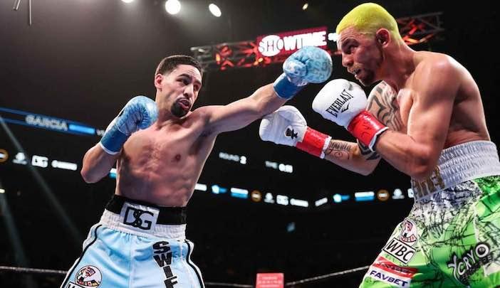 Danny García vs Ivan Redkach (Premier Boxing Champions)