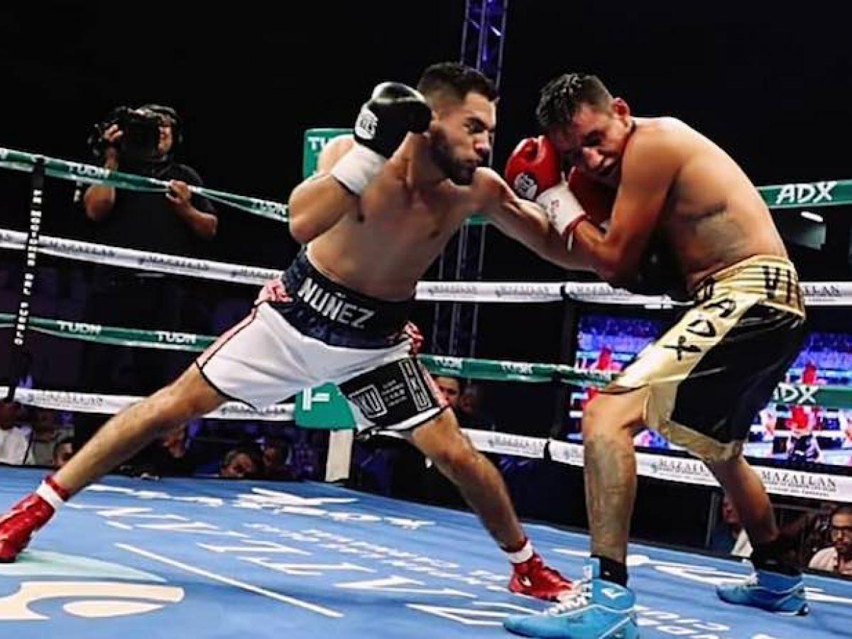 "Eduardo ""Sugar"" Núñez 100% de nocauts   Solo Boxeo"