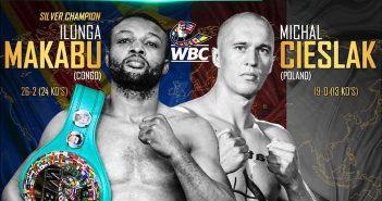 Ilunga Makabu vs Michal Cieslak WBC