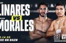 Jorge Linares vs Morales