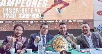 Sulaimán, De la Hoya, Eric Gómez