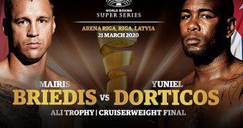 Briedis vs Dorticos