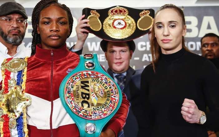 Shields vs. Habazin WBC