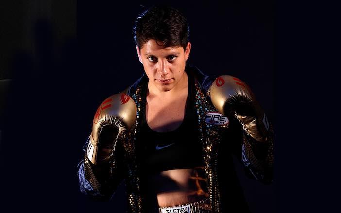 Alejandra Jiménez WBC