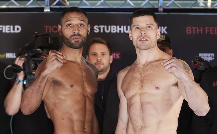 Kell Brook vs Mark DeLuca (Matchroom Boxing)