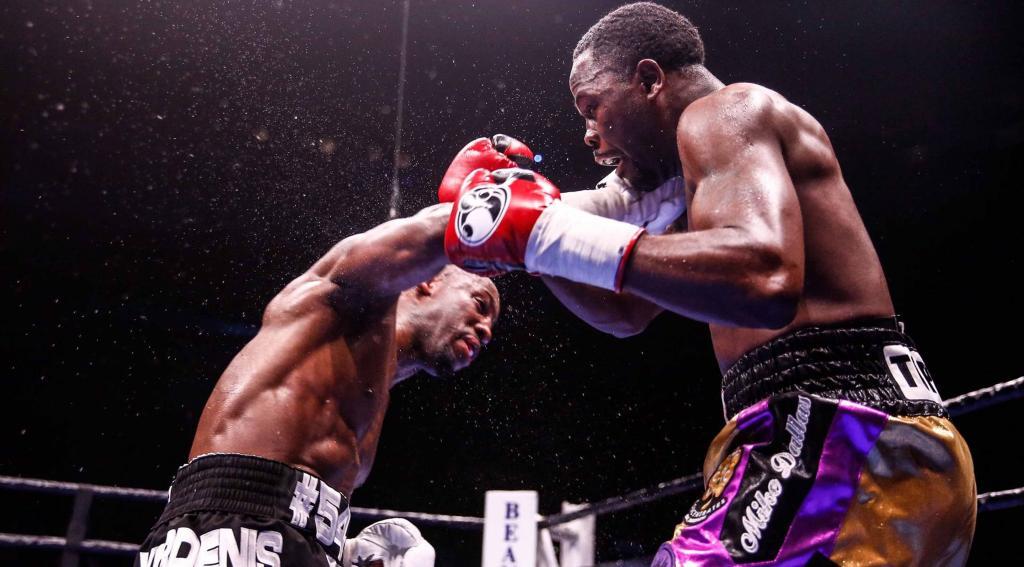 Yordenis Ugas vs. Mike Dallas Jr. (PBC)