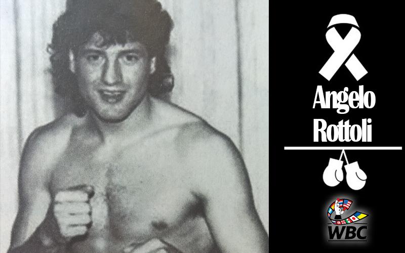 Angelo Rottoli WBC