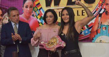 Jackie Nava vs Barby Juárez