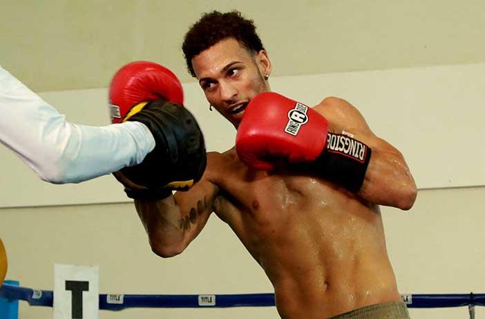 Jonathan López (Bryan Quiles / Fresh Productions Boxing)