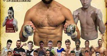 Velada Boxeo Profesional en Castellbisbal,