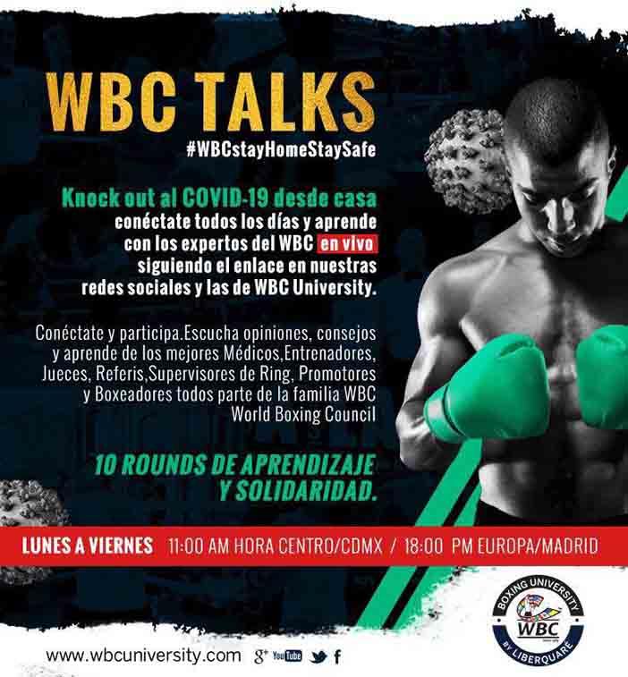 WBC TALKS