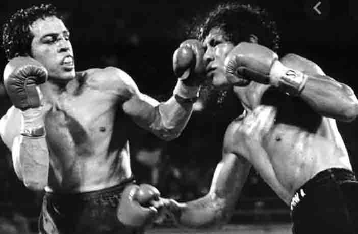 Bobby Chacón vs. Rubén Olivares
