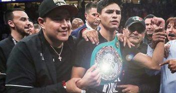 Eddy Reynoso y Ryan García