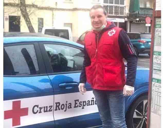 Javier Castillejo - Ayudando vs Coronavirus