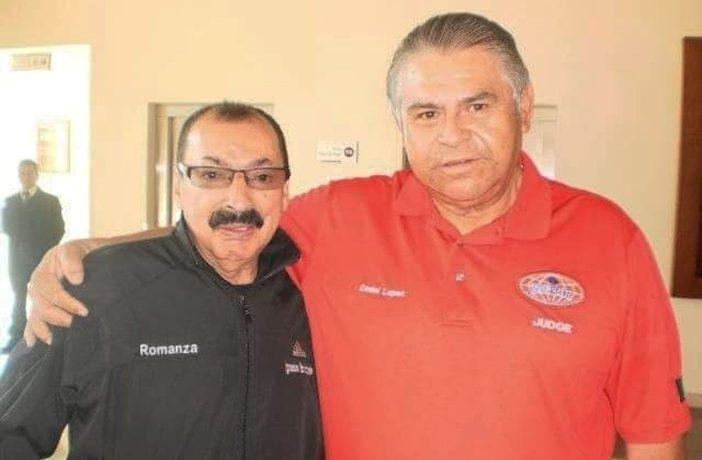 Beristáin y Daniel López Rivera