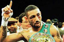 """Diego """"Chico"""" Corrales WBC"""