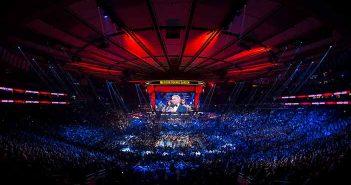 Madison Square Garden de Nueva York