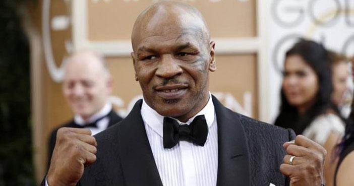 Mike Tyson (Twitter)
