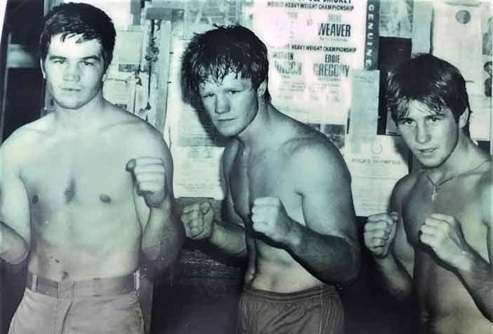 Los hermanos Roach (Pepper, Freddie & Joey Roach)
