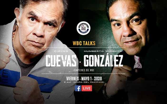 Humberto González y Pipino Cuevas