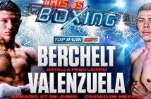 Miguel Berchelt vs Valenzuela