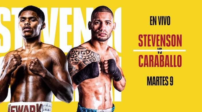 Stevenson vs Caraballo