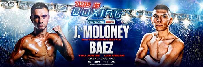 J. Moloney vs Baez