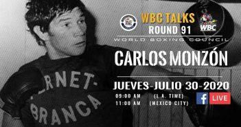 Carlos Monzón WBC