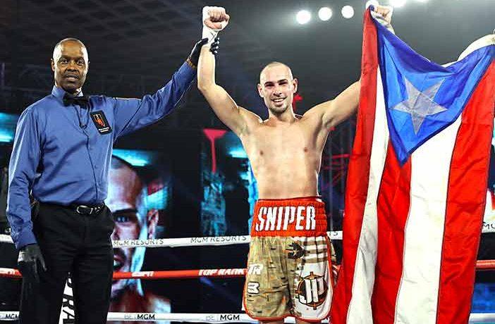 José Pedraza (Foto: Mikey Williams/Top Rank)