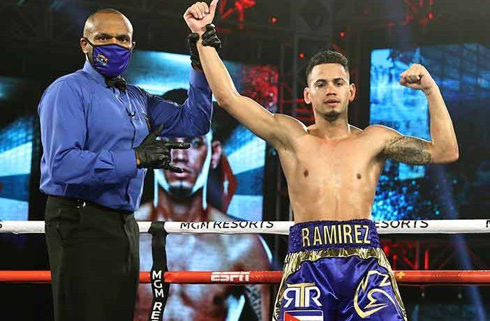 Robeisy Ramírez (Foto: Mikey Williams/Top Rank)
