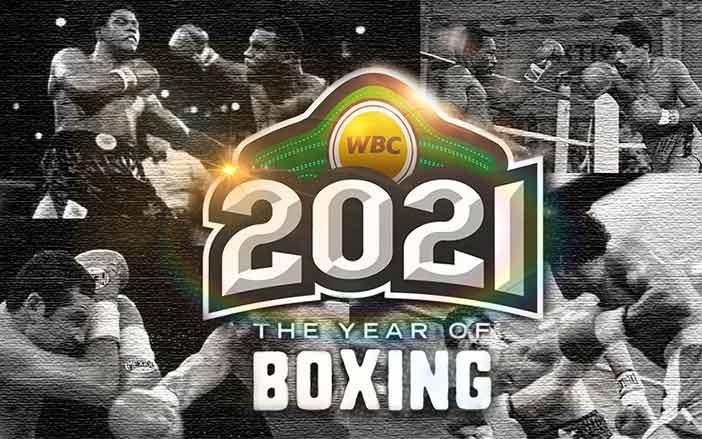 2021 año del boxeo WBC