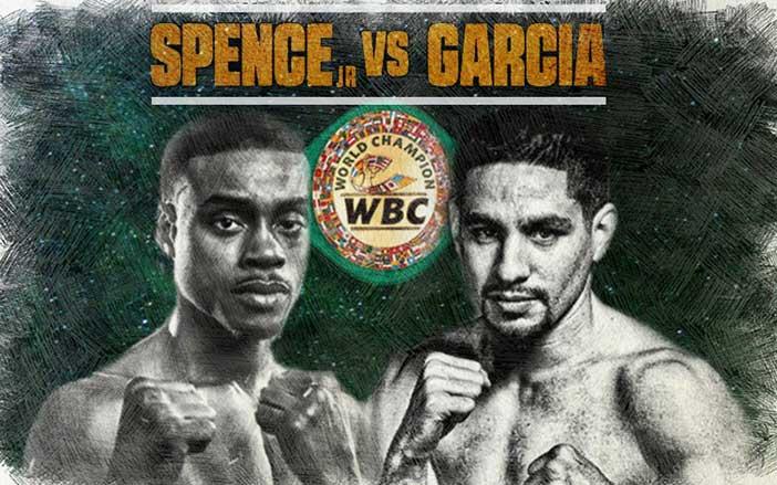 Errol Spence vs Danny García
