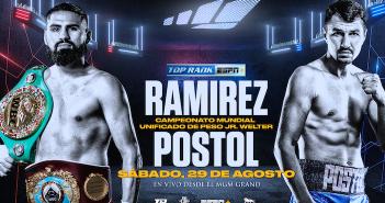 José Ramírez vs Viktor Postol