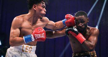 Angelo Leo vs Tramaine Williams (Premier Boxing Champions)