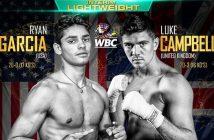 Ryan Garcia vs Luke Campbell