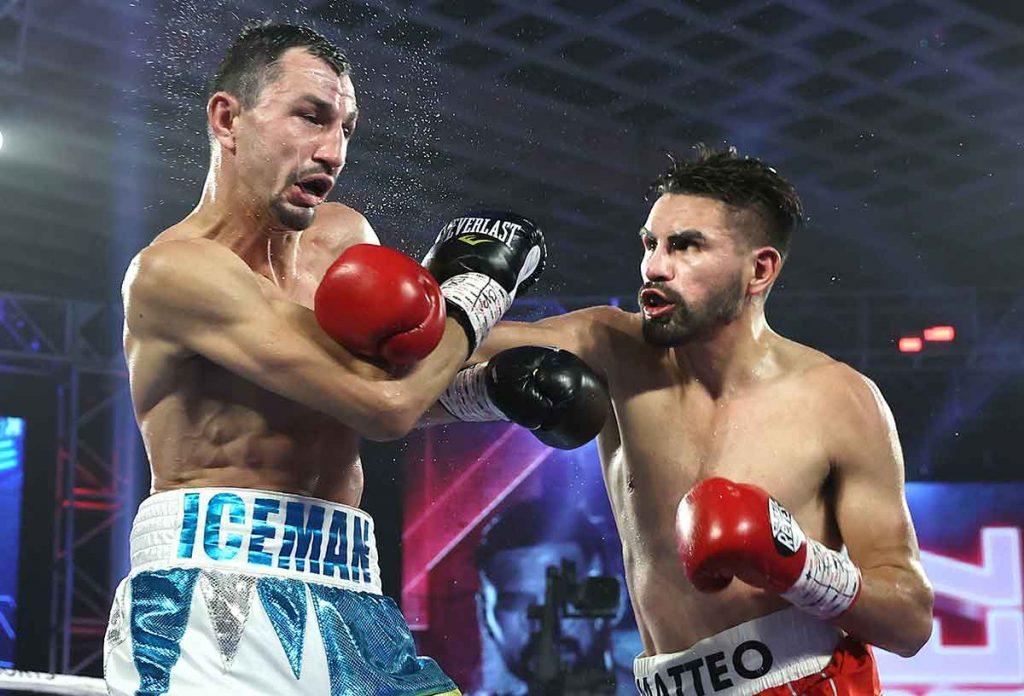 Viktor Postol vs José Ramírez (Mikey Williams/Top Rank)