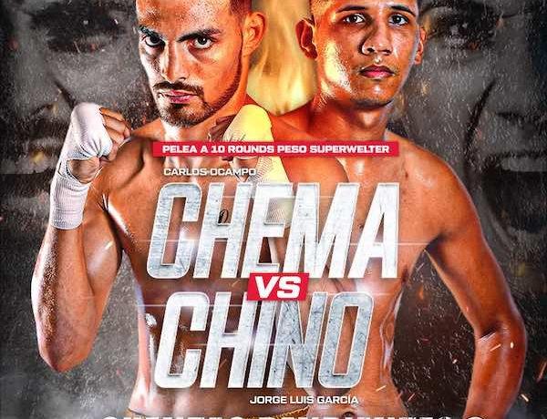 Promociones Zanfer regresa este sábado con el Chema vs Chino