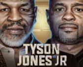 Mike Tyson vs. Roy Jones Jr. se aplaza hasta el 28 de noviembre