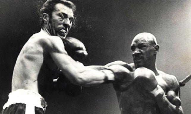 Alan Minter vs Marvin Hagler