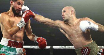 Javier Molina vs José Pedraza ( Mikey Williams / Top Rank)