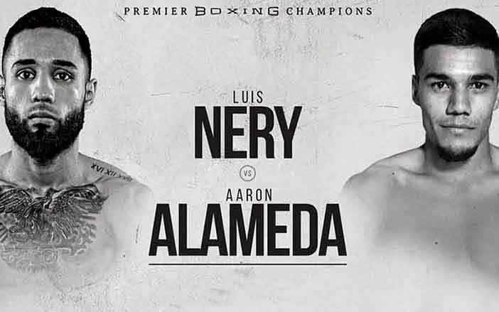 Luis Nery vs Aaron Alameda