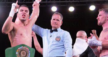 Nestor Bravo (Foto: Spartan Boxing)
