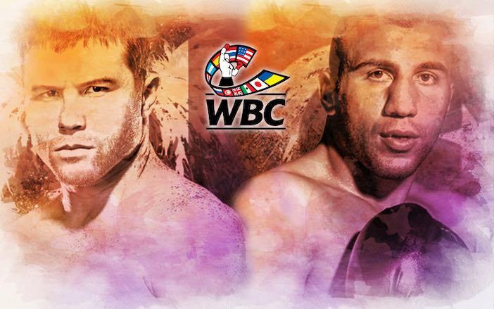 Canelo vs Yildirim WBC