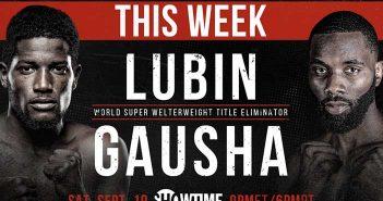 Lubin vs. Gausha