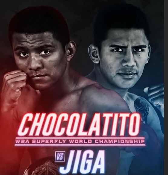 Chocolatito vs Jiga