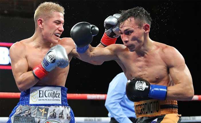 Edwin Soto vs Carlos Buitrago (Tom Hogan-HoganPhotos / Golden Boy Promotions)