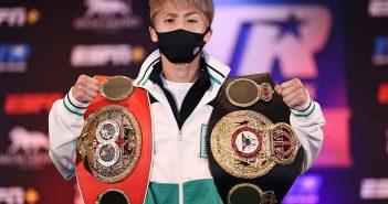 Naoya Inoue (Mikey Williams/Top Rank)