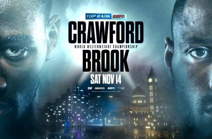 Terence Crawford vs Kell Brook