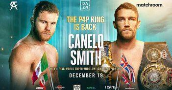 Canelo vs Smith